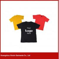 Buy cheap Summer customize multi color O-neck wholesale promotion cotton t shirt(R77) from wholesalers