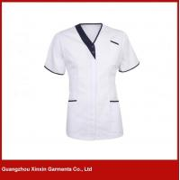 Buy cheap OEM cotton polyester plain solid hospital patient uniform(H15) from wholesalers