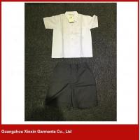 Buy cheap 100% cotton boys school uniforms, shirts and trousers(U28) from wholesalers