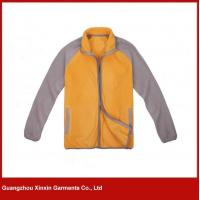 Buy cheap Custom soft polar fleece jacket for winter for sport wear (J69) from wholesalers