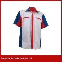 Buy cheap Customized cheap price worker shirts maker in guangzhou China(S90) from wholesalers