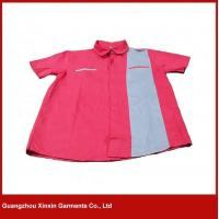 Buy cheap Custom Embridery Logo Cleaning Overall Workwear Uniform Coat W75 from wholesalers
