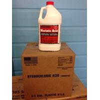 Balancers Liquid Muriatic Acid - Case of 4 Gallons (PICK-UP ONLY!)