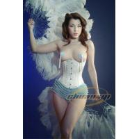 Quality Quality Guaranteed 100% Steel Boned Costumes Corset Shaper for sale