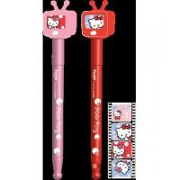 China Hello Kitty TV Pen Colourful Fun Designs on sale