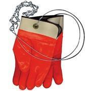 Quality Propane Safety PVC Propane Cylinder Handling Gloves with Wire for sale