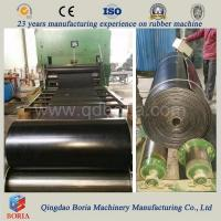Rubber Molding Press Machine For Rubber Mat With Winding Device