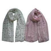 Quality Fashionable Way Maternity Printed Nursing Scarf and Cover, Start Print for sale