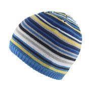 Buy cheap Babies' knitted hat with colorful stripes from wholesalers