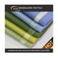 China office uniform designs 2014 selvedge fabric with many colors for large companies on sale