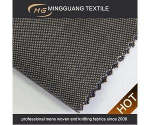 China European wear TR spandex shiny suiting fabric latest suit design men
