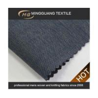 Quality TR new design woven suiting fabric party attenders wear uniform tailor for sale