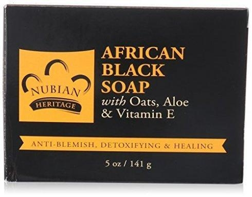 Buy Nubian Heritage Soap Bar, African Black, 5 Ounce at wholesale prices