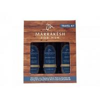Quality Marrakesh for Men Travel Kit (Shave Cream, Styling Gel and 2-In-1 Shampoo Body Wash) for sale