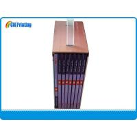 Hardcover Book Sets in Case with Handle