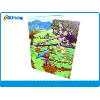 Quality Portrait Hardcover Book with Glue & Sewn Binding for sale