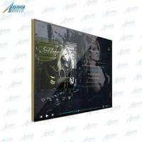 Quality 26'' Standalone lcd totem display media advertising player for sale