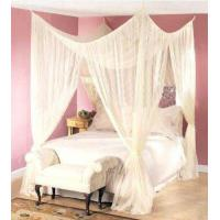 Quality Dreamma 4 Poster Bed Canopy Mosquito Net Queen King Size-Posters & Prints for sale