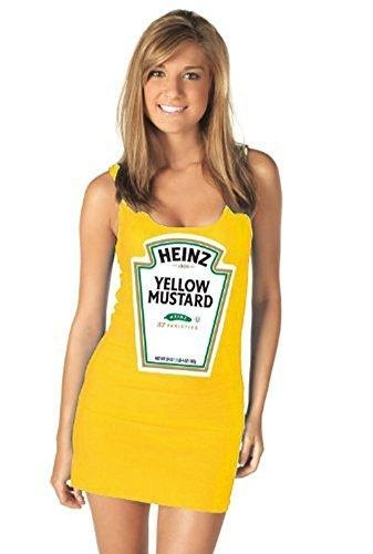 Buy Heinz Ketchup & Mustard Juniors Tank Dress-Tanks & Camis at wholesale prices