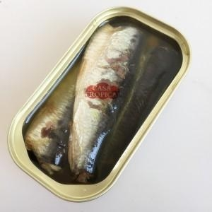 China 125g canned albacore tuna belly in olive oil
