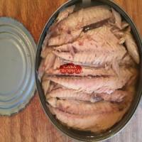 Quality canned mackerel flakes in oil for sale
