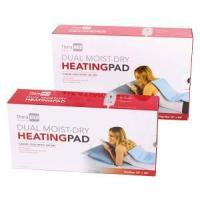 China Thera-Med Professional Dual Moist-Dry Heating Pad with Remote HP12 on sale