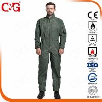 China Military Protective Clothing cwu-27/p flight suit/nomex flight suit/military flight suits on sale