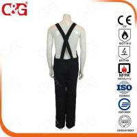 Buy cheap 40CAL ARC FLASH protection suit electrician uniform from chinese manufacturer from wholesalers