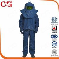 Buy cheap Category4 67cal/cm2 arc flash suit,Protera Arc Flash Protection Robe 67Cal from wholesalers