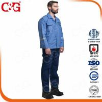 Buy cheap arc flash protective clothing electrical arc flash suit from wholesalers