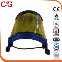 Buy cheap 8Cal and 10cal Arc Face Shield and face shield mask from wholesalers