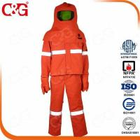 Buy cheap clothing manufacturing arc flash protective clothing 40 cal from wholesalers