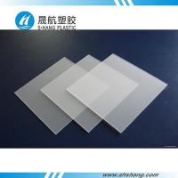 Quality Polycarbonate Solid Sheet Light diffusion plate for sale