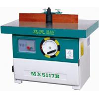 China Vertical axis milling machine woodworking on sale