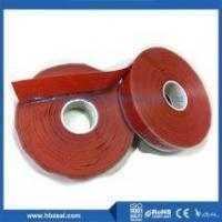 China Fireproof Materials Silicone Rubber End-Wrap Tape -Zeal -A-E on sale