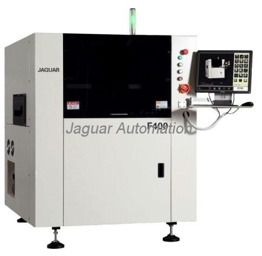 Buy DIP Wave Soldering Machine F400 High Accuracy Automatic Stencil Printer at wholesale prices