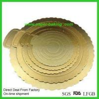 Quality Disposable Paper Tray Cake Loaf Baking Pans for sale