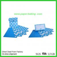 Quality Custom Paper Bakery Packaging Bags for Cookies for sale