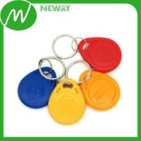 Quality Plastic Gear ABS Rfid Key Chain ID Card Tag for sale