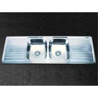 Quality Double Bowl Double Drainer Sink for sale