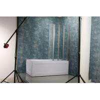 Quality Newest Design Walk in Frameless Safty Glass Shower Doors for sale