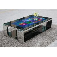 Touch Screen Table - multi touch table diy