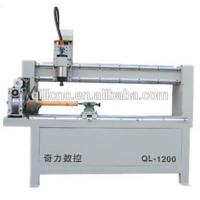 China QL-1200 Cnc Router Rotary Axis Engraving Machine on sale