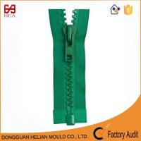 Quality Heavy Duty Plastic Zipper Strengthened Zipper for Overall for sale
