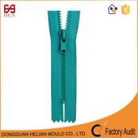 Quality Vislon Teeth Plastic Zipper Closed End 25 cm Zipper for Pockets for sale