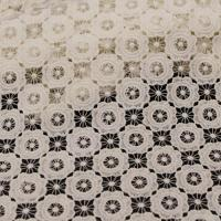 Quality Hot sale tablecloth lace fabric Water Soluble Lace/Embroidery lace fabric for sale