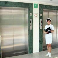 Quality Hospital Patient Trolley Elevators High Rise MRL Stretcher Lift Special Elevators for sale