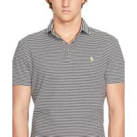 China Polo Ralph Lauren Mens Striped Pima Soft-Touch Shirt on sale