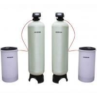 China 5TPH Ion Exchange Water Softener and Water Softener Filter on sale