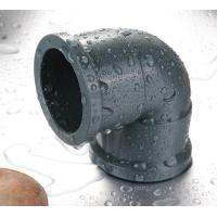 Quality PP Compression Fitting Product  90 deg elbow for sale